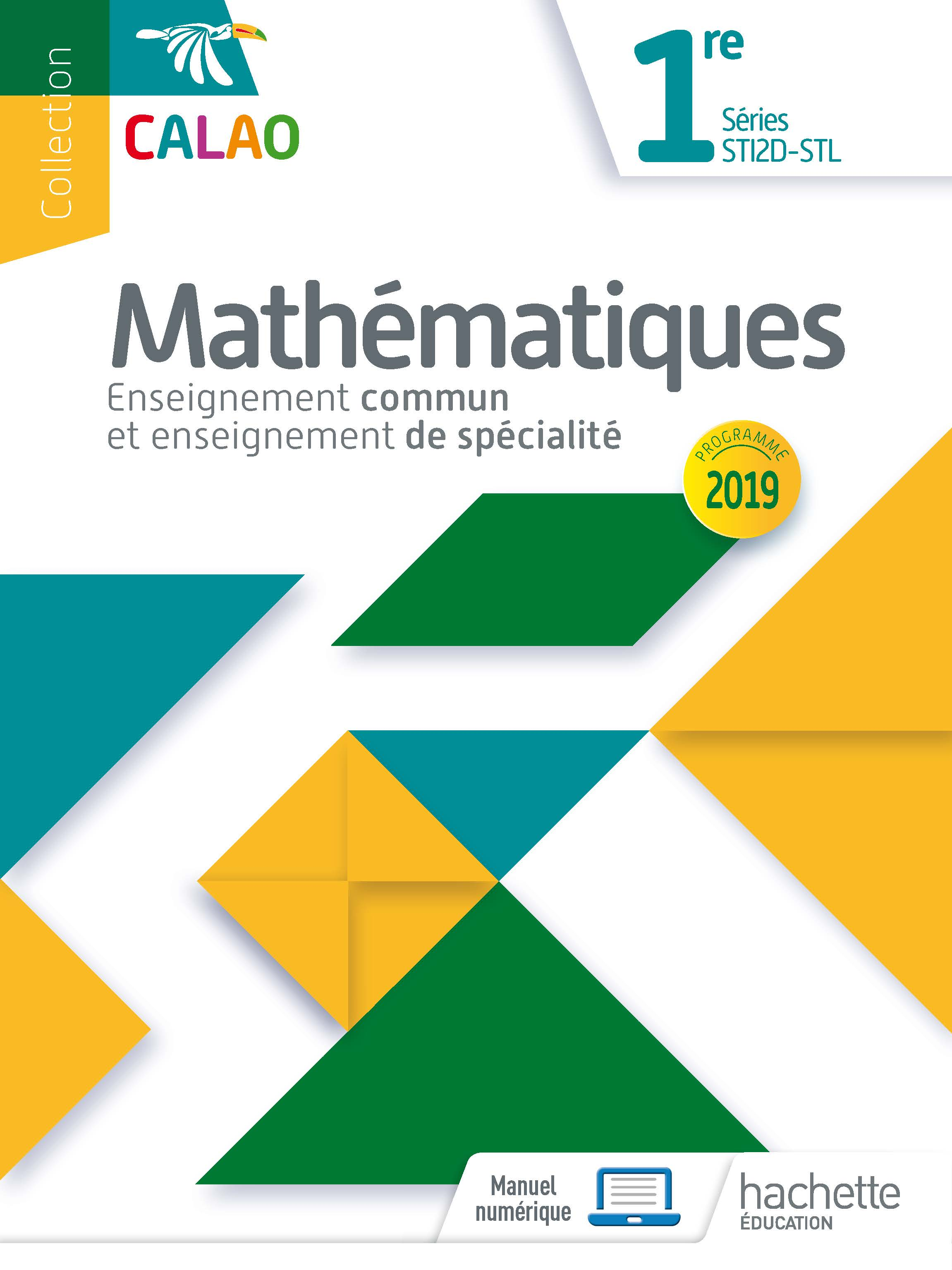 Maths 1re spé - 5008054